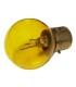 ampoule de phare jaune 6 v 3 ergots