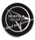 écusson macaron Matra Sport