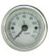 température d'huile mécanique - avec sonde longueur 1m80 - diamètre 52 mm - fond blanc - le kit
